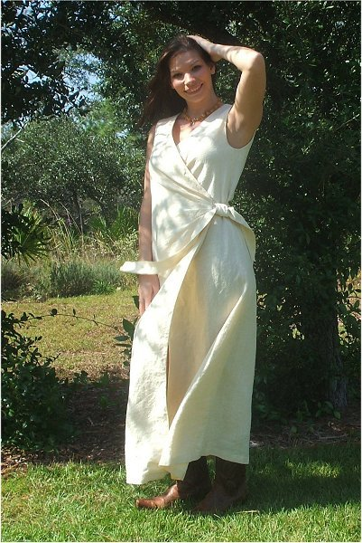 179f435053e Eco Friendly Organic Long Autumn Day Dress Not really just for autumn