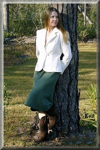 Eco Friendly Hypoallergenic Organic Blazer.