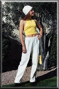Eco Friendly Hypoallergenic Organic Lazy Days Pants.