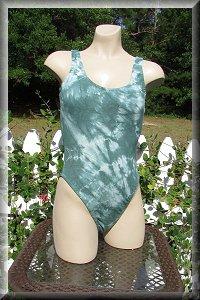 Women's Eco Friendly Organic Hemp Sweet Jane Tank One Piece Swimsuit